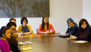 Contemporary Asian Studies students