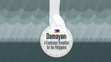 Damayan: A Fundraiser Breakfast for the Philippines