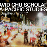chu scholarships