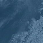 image of large body of water from birds eye view