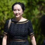 Huawei Technologies Chief Financial Officer Meng Wanzhou leaves her home to attend a court hearing in Vancouver, British Columbia, Canada May 27, 2020. [Photo/Agencies]