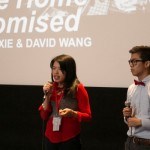 Betty Xie and David Wang Pitch their Film, The Home Promised, at Reel Asian Film Festival