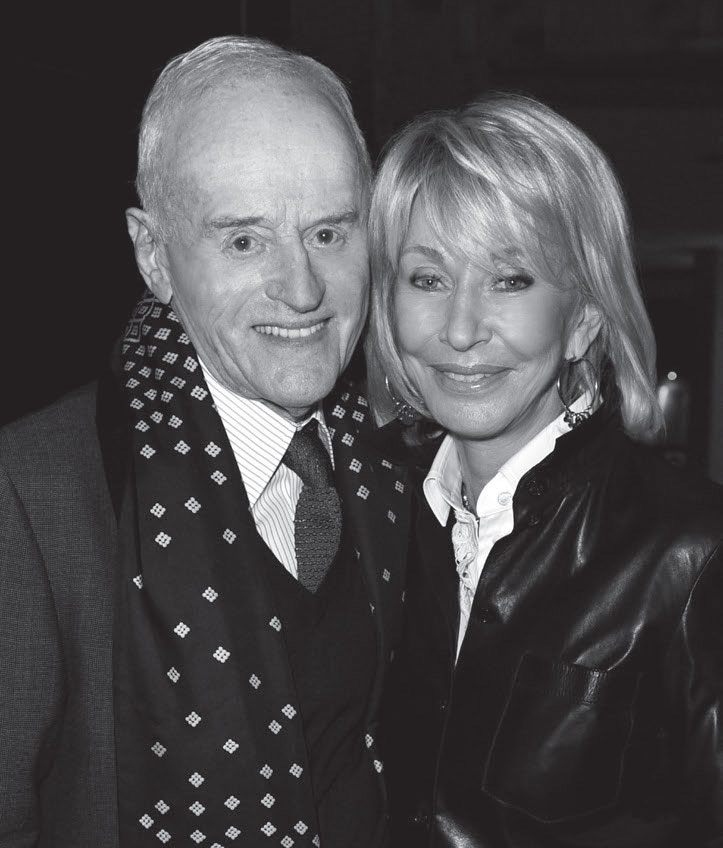 Peter and Melanie Munk, Founding Donors.