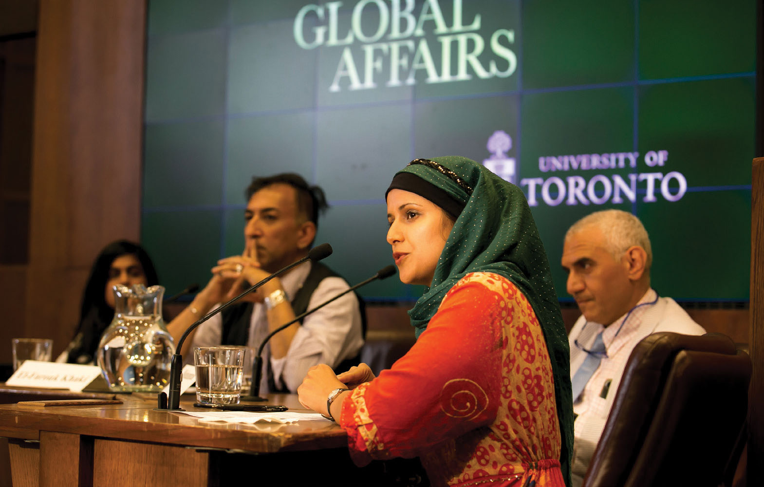 Sex and Islam panel.