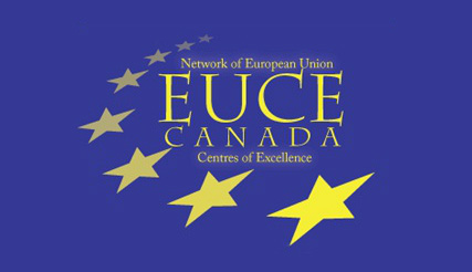 EUCE LOGO - Network of European Union EUCE Canada Centres of Excellence