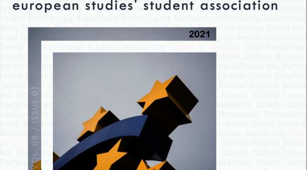 Cover page of the ESSA journal