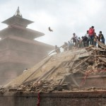 destruction of temples in Nepal