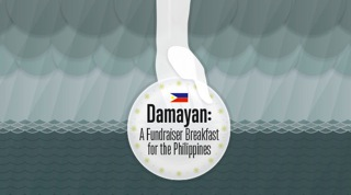 Damayan Fundraiser breakfast for the Philippines