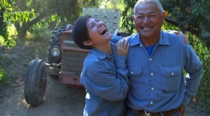 Still from Changing Season: On the Masumoto Family Farm