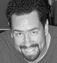 headshot in black and white of Matthew Hoffmann