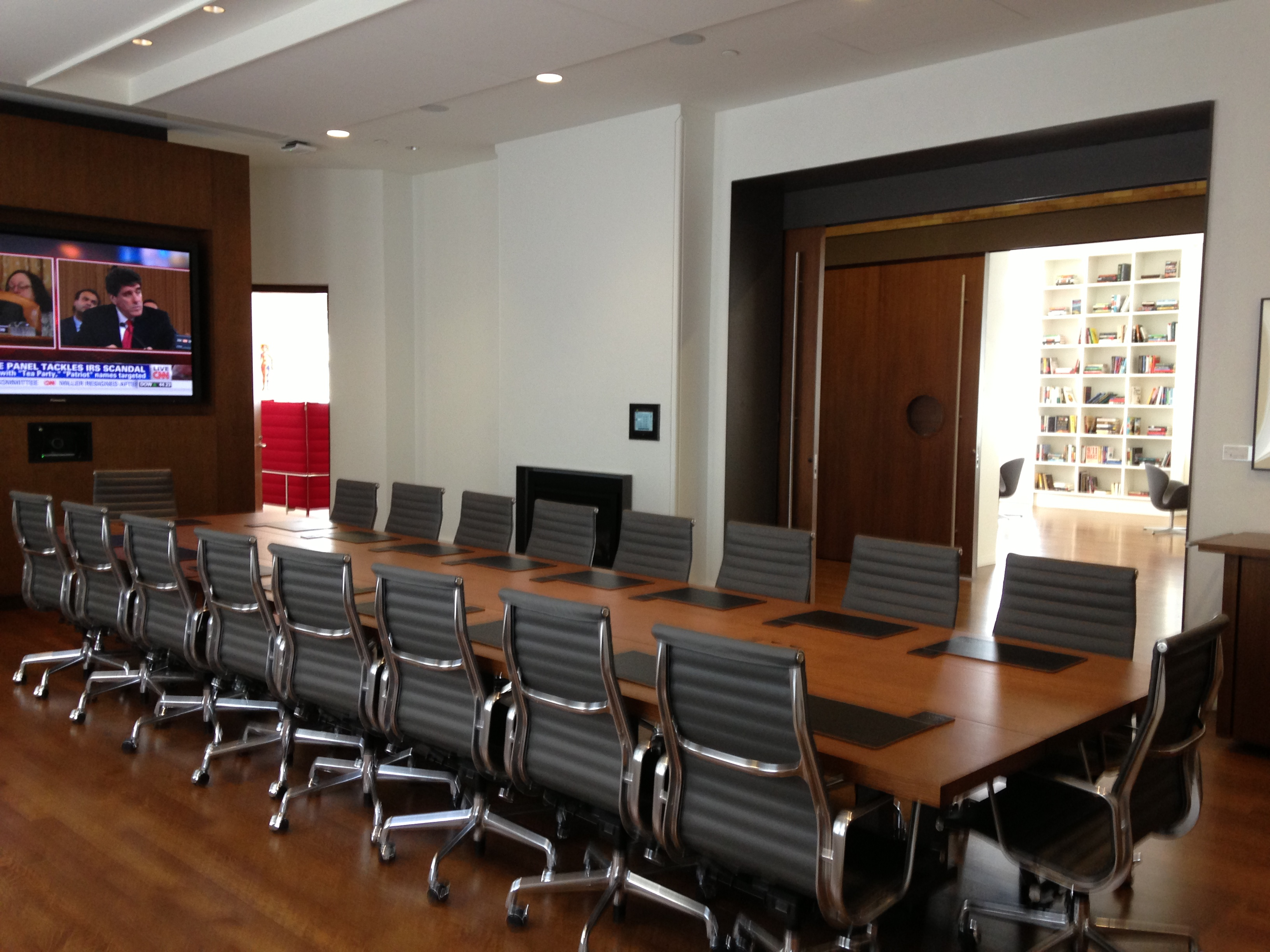 The Boardroom at The Observatory