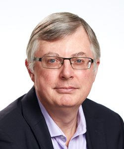 Photo of Colin Robertson - Board Member