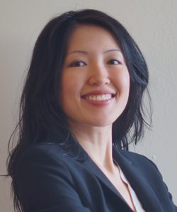 Photo of Selena Zhang - Manager of Programs and Research