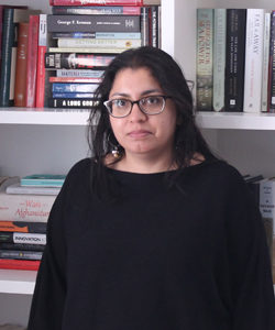 Photo of Jamila Allidina - Administrator