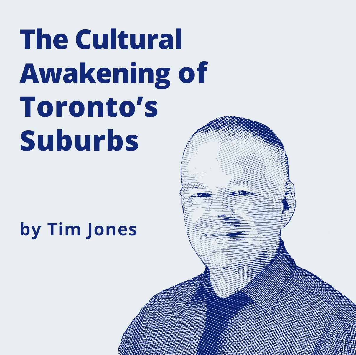 image - The Cultural Awakening of Toronto's Suburbs by Tim Jones