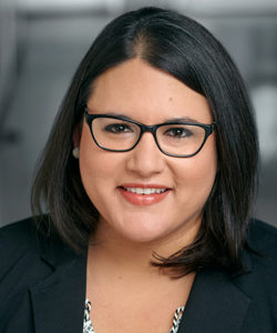 Photo of Alejandra Reyes - Fellow