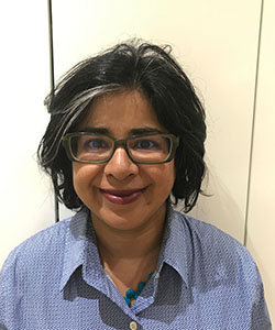 Photo of Piali Roy, Communications and Administrative Assistant