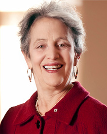 Headshot of Janice Stein