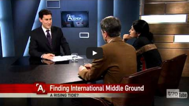 Finding an International Middle Ground