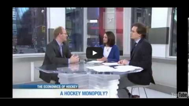 The New Economics of the NHL Video