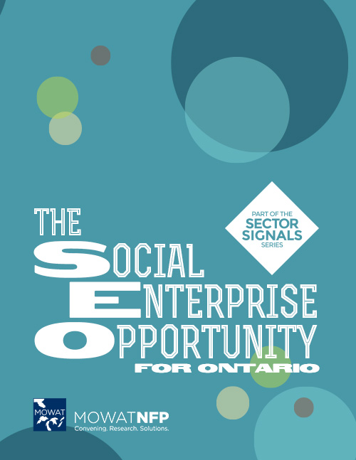 Social Enterprise Opportunity Cover