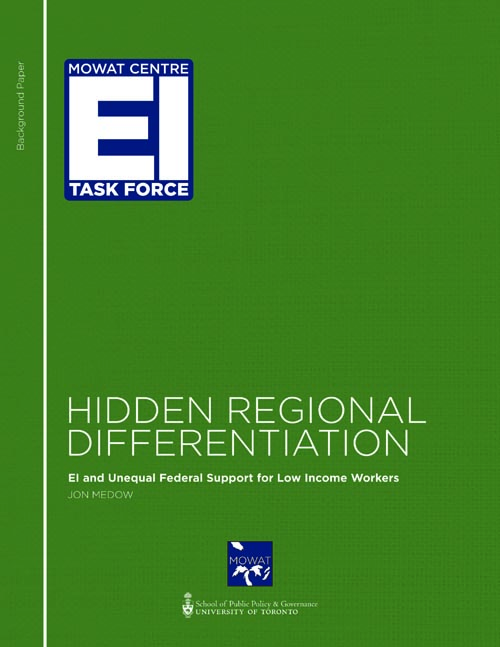 hideen regional differentation