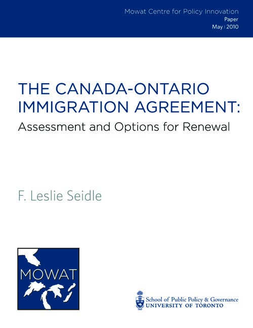 Seidle - The COIA -  Assessment Options for Renewal.indd