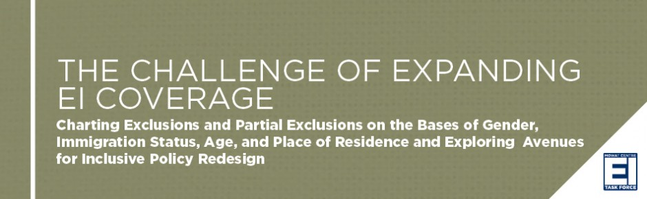 The Challenge of Expanding EI Coverage