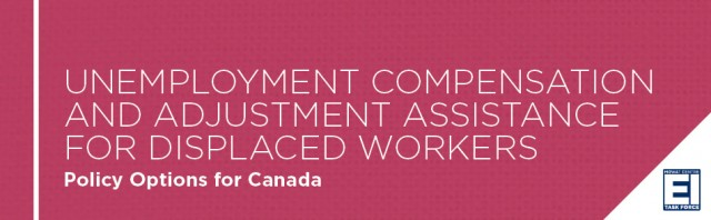 Unemployment Compensation and Adjustment Assistance for Displaced Workers