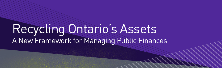 Recycling Ontario's Assets