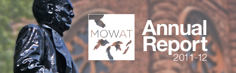 Mowat Centre Annual Report 2011-12