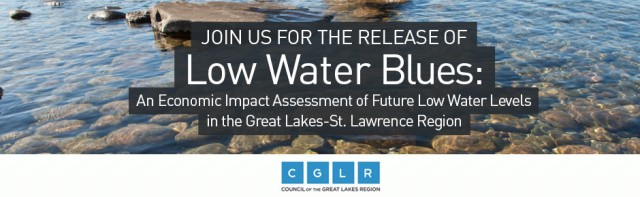 CGLR Low Water Levels Paper Release Event