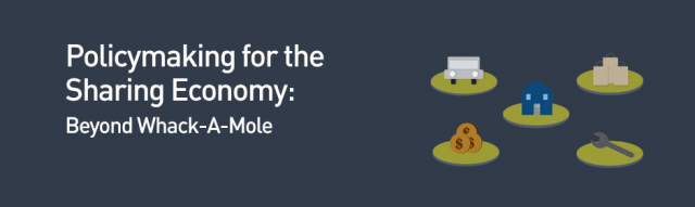 Policymaking for the Sharing Economy
