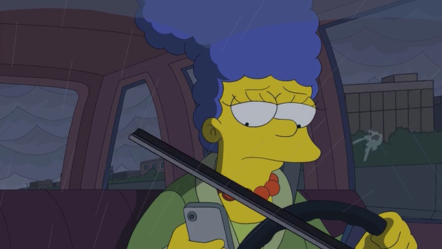 Like Uber, but for Marge Simpson