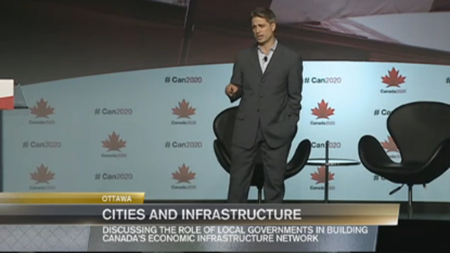 Matthew Mendelsohn at Canada 2020