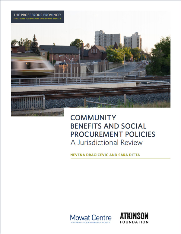 121-COMMUNITY_BENEFITS_AND_SOCIAL_PROCUREMENT_POLICIES-cover