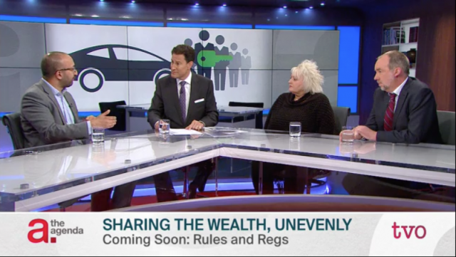 Video: Sharing the Wealth, Unevenly