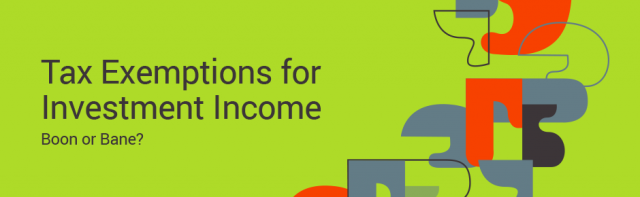 Tax Exemptions for Investment Income