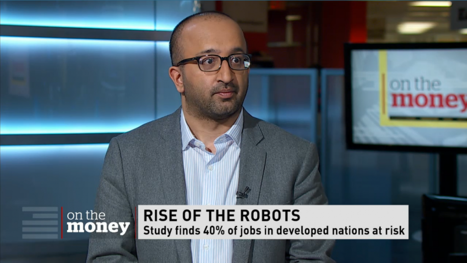 Video: The future of work discussion on CBC's On The Money