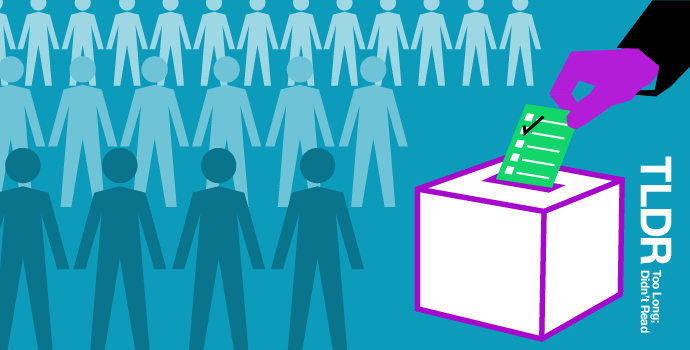 Low voter turnout tends to produce bad government, so how ...