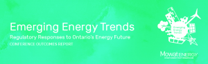 Emerging Energy Trends: Conference Outcomes Report