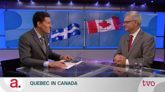 Video: Quebec's Place in Canada