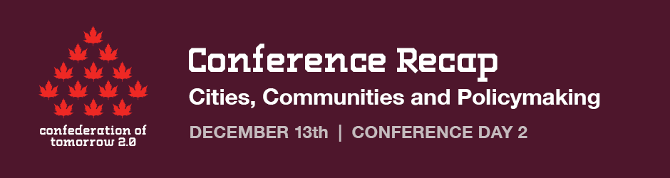 CoT Conference Recap: Day 2 – Cities, Communities and Policymaking