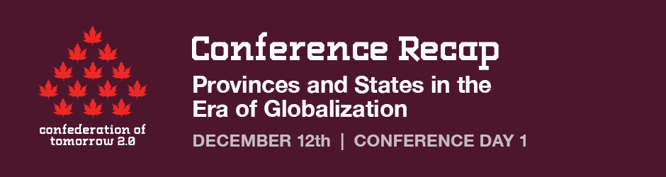 CoT Conference Recap: Day 1 – Provinces and States in the Era of Globalization