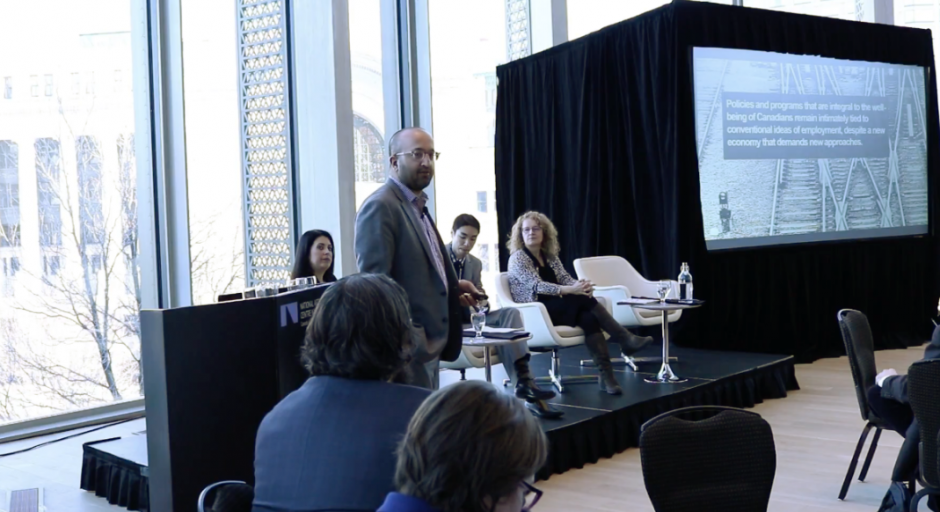 IRPP Event Video: In search of the next gig – A snapshot of precarious work in Canada today