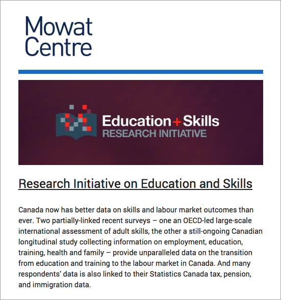 Mowat Update: June 2018