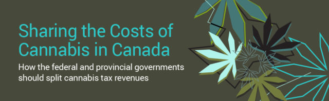 Sharing the Costs of Cannabis in Canada
