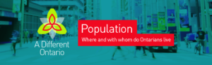 A Different Ontario: Population