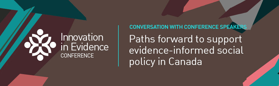 Paths forward to support evidence-informed social policy in Canada