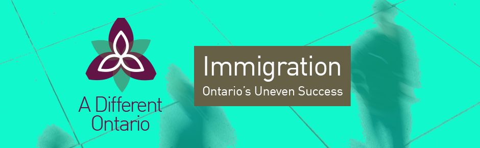 A Different Ontario: Immigration
